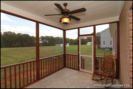 7 Tips for Outdoor Living Spaces - 2014 New Home Design