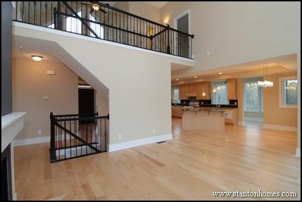 Indoor Balcony Ideas | Home Plans with Balcony Inside