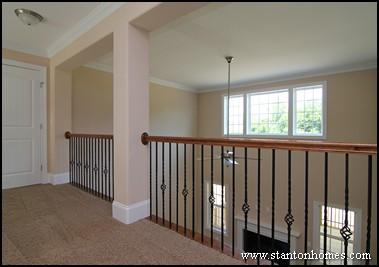 Balcony Ideas   Home Plans with Balcony Inside