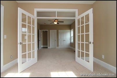 Open Concept Homes | French Door Design Ideas
