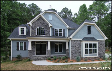 Perfect New Home Exterior Styles