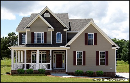 new home exterior designs - New Home Style