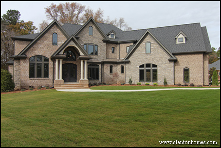 New Home Exterior Style