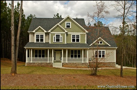 New home exterior styles 2014 home design trends for Traditional home exterior