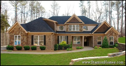 Best main floor master house plans