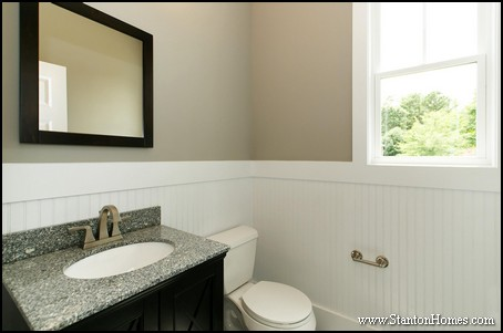 5 top bathroom wainscoting ideas for Examples of wainscoting
