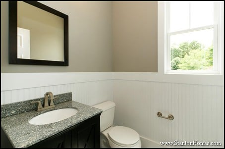 Powder Room Dimensions