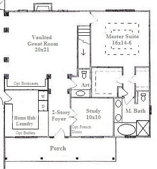 Powder Room Design Part 25