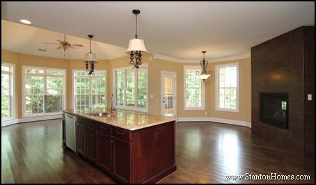 Fireplace Design Ideas | Raleigh Custom Homes