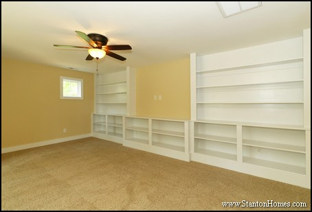 Exceptionnel Bonus Room Above Garage | Raleigh New Home Square Footage