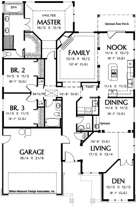 Master Bedroom Entrance Design Ideas | Raleigh Custom Home Builders