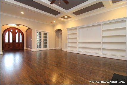 Master Bedroom Entrance Design Ideas | Raleigh Custom Home Builders