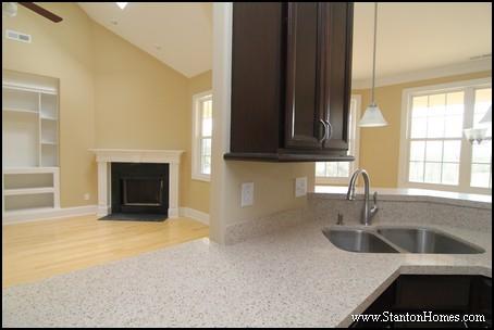 Kitchen Pass Through Ideas | 2014 Custom Home Design Part 73