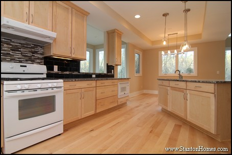 Kitchen Pass Through Ideas | 2014 Custom Home Design