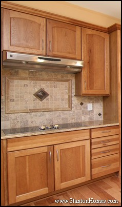 Tile Backsplash Ideas for Behind the Range | Tile Patterns