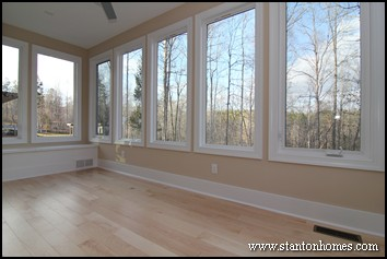 Window Benches with Storage | Built in Bench Ideas