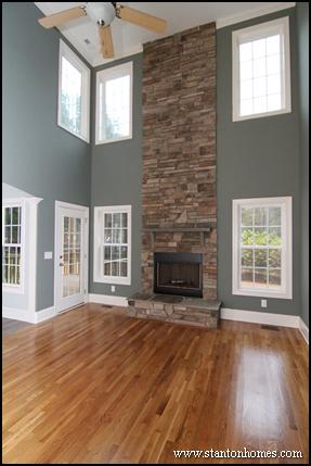 2 story living room design ideas