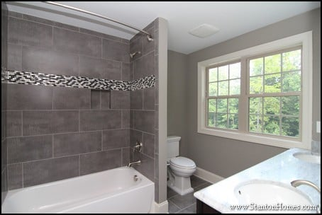 New Home Building and Design Blog | Home Building Tips | tile tub ...
