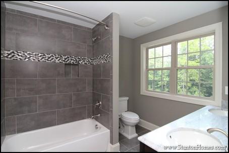 Beau Tile Tub Ideas | Fuquay Varina New Homes