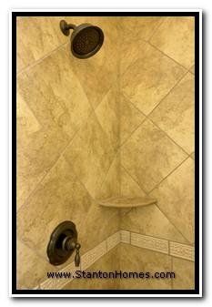 2011 Master Bath Trends | NC Custom Home Builders