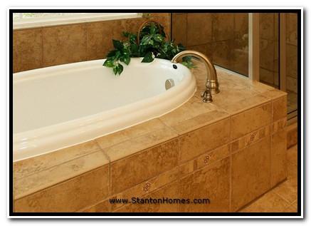 2011 Master Bath Trends   NC Custom Home Builders
