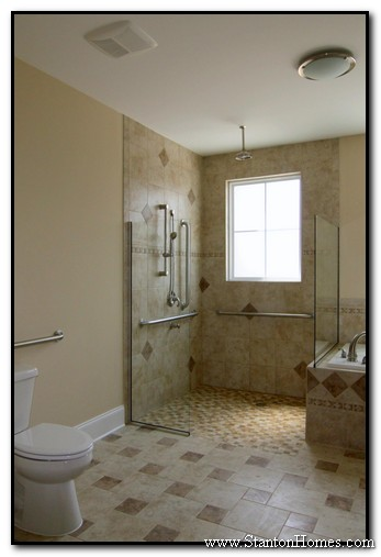 Handicap Bathroom Design Trendy Bathroom Photo In Handicap Bathroom Shower  Designs