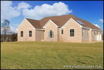 All-Brick Homes Near Raleigh, NC   Full Brick Home Community Options
