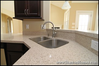 Recycled Glass Countertops | NC Green Homes