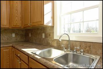 Kitchen Sink Placement - Kitchen Design Ideas