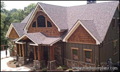 Craftsman, Lake, and Cottage Home Plans | Max Fulbright Designs