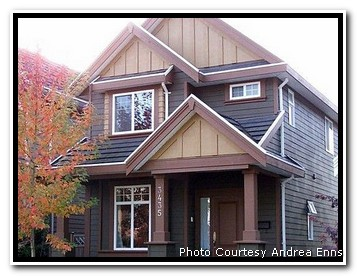 Vinyl Siding: Surprisingly Creative Exteriors for your New Home