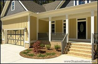 Chapel Hill Home Builders | Types of Porches