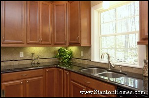 Custom Kitchen Tile Backsplash