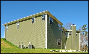 Daylight Basement Homes