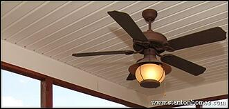 What is beadboard | Beadboard Ceilings