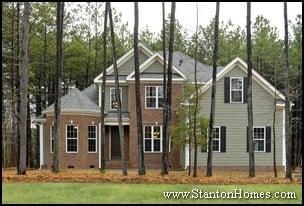 Main Floor Master Suite Homes