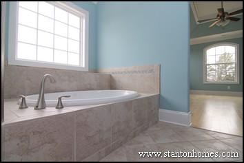 2012 Bathroom Color Trends | Blue in the Bathroom