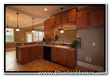 cabinets - what wood type should i choose for my nc custom home?
