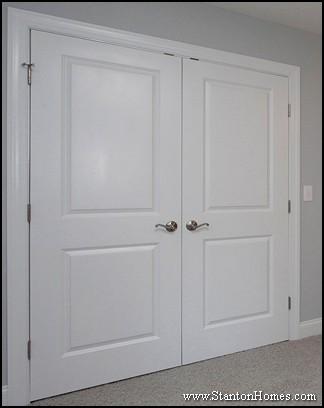 What are the most popular door styles? & 8 Door Styles | NC New Home Door Styles
