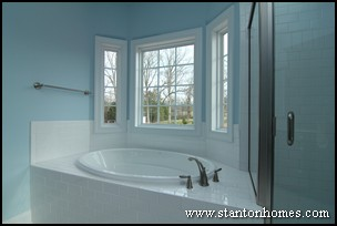 2012 Home Design Trends | Master Suite Bathroom Tub Styles