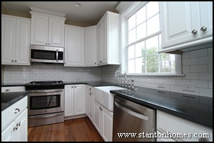 Maple Kitchen Cabinets | Cabinet Styles for Chapel Hill New Homes