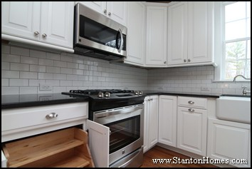 Chapel Hill New Home Kitchens | Top Kitchen Design Trends of 2012