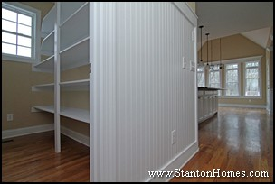 Top 10 Floorplan Trends | Walk In Kitchen Pantry