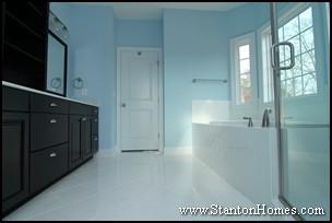 Bathroom Design Photos   Raleigh NC New Homes