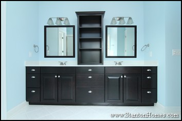 Most Requested Master Bath Features | Builtin Storage