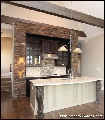 Top 10 Floor Plan Trends | Island Kitchen with Seating