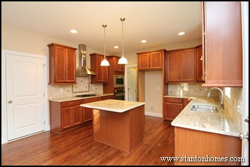 Raleigh Custom Home Builders   Kitchen Pantry Ideas