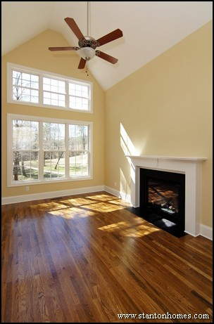 Great Room Ceilings What S The Best Ceiling Height