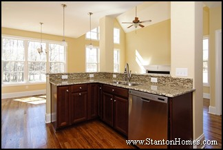Kitchen Island Ideas | 2012 New Home Kitchen Styles Part 34
