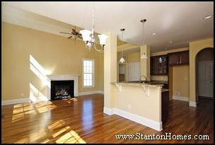 Custom Home Flooring